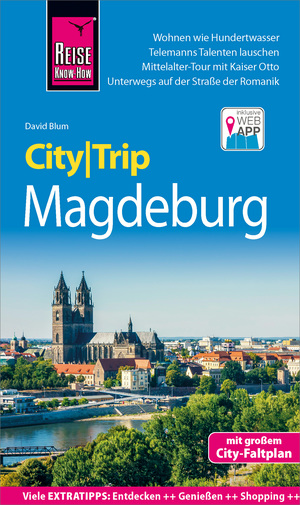 Reise Know-How CityTrip Magdeburg