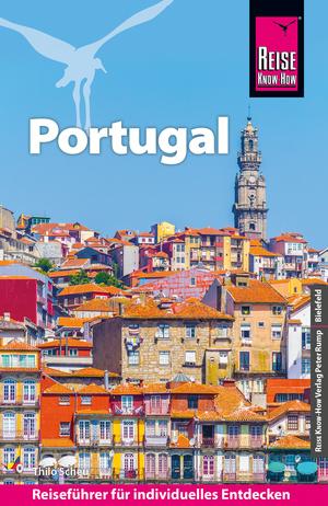 Reise Know-How Reiseführer Portugal