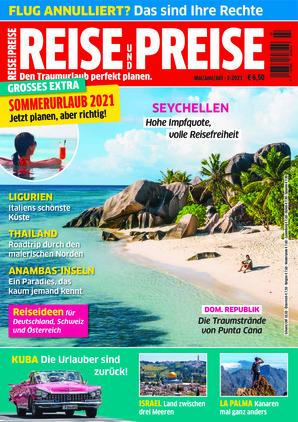 Reise & Preise (02/2021)