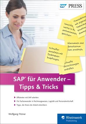 SAP für Anwender - Tipps & Tricks