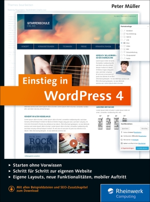 Einstieg in WordPress 4