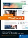 Vergrößerte Darstellung Cover: Einstieg in WordPress 4. Externe Website (neues Fenster)