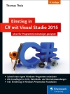 Einstieg in C# mit Visual Studio 2015