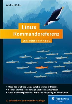 Linux-Kommandoreferenz