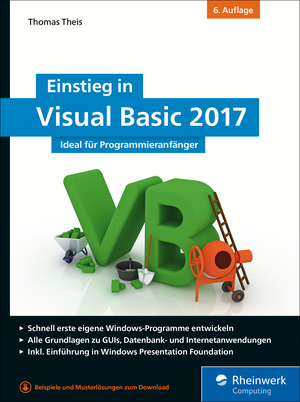 Einstieg in Visual Basic 2017