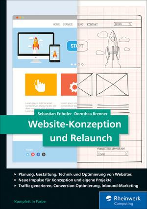Website-Konzeption und Relaunch