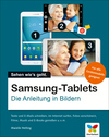Vergrößerte Darstellung Cover: Samsung-Tablets. Externe Website (neues Fenster)