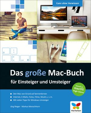 ¬Das¬ große Mac-Buch für Einsteiger und Umsteiger