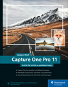 Vergrößerte Darstellung Cover: Capture One Pro 11. Externe Website (neues Fenster)