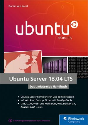 Ubuntu Server 18.04 LTS