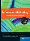 Vergrößerte Darstellung Cover: Influencer-Marketing. Externe Website (neues Fenster)