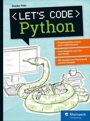 Let's code Python