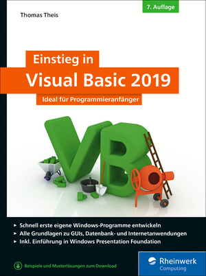 Einstieg in Visual Basic 2019