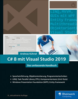 C# 8 mit Visual Studio 2019