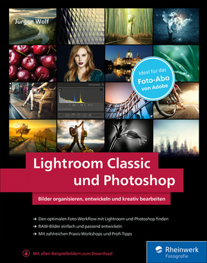 Lightroom Classic und Photoshop