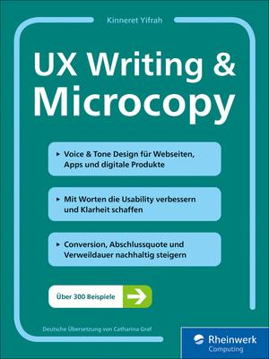 UX Writing & Microcopy