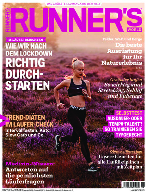 Runner's World (08/2021)