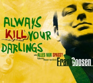 Always Kill Your Darlings