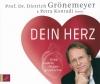 """Dietrich Grönemeyer & Petra Konradi lesen """"Dein Herz"""""""