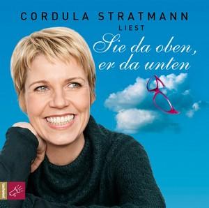 """Cordula Stratmann liest """"Sie da oben, er da unten"""""""