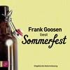 "Frank Goosen liest ""Sommerfest"""