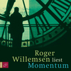 """Roger Willemsen liest """"Momentum"""""""