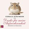 """Cordula Stratmann liest """"Danke für meine Aufmerksamkeit"""""""