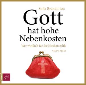 """Sofia Brandt liest """"Gott hat hohe Nebenkosten"""""""