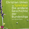 """Christian Ulmen liest """"Spieltage"""" von Ronald Reng"""