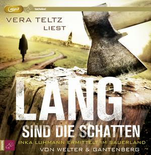 """Vera Telz liest """"Lang sind die Schatten"""""""