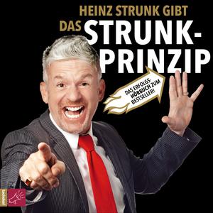 """Heinz Strunk gibt """"Das Strunk-Prinzip"""""""