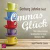 "Vergrößerte Darstellung Cover: Gerburg Jahnke liest ""Ommas Glück"". Externe Website (neues Fenster)"