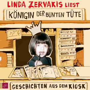 "Linda Zervakis liest ""Königin der bunten Tüte"""