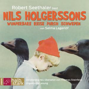 """Robert Seethaler liest """"Nils Holgerssons wunderbare Reise durch Schweden"""" von Selma Lagerlöf"""