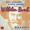 """Götz Alsmann & Otto Sander lesen """"Max & Moritz"""""""