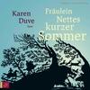 Vergrößerte Darstellung Cover: Karen Duve liest Fräulein Nettes kurzer Sommer. Externe Website (neues Fenster)