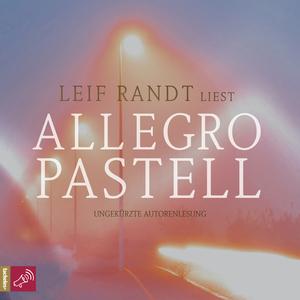 Leif Randt liest Allegro Pastell