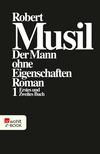 Vergrößerte Darstellung Cover: Der Mann ohne Eigenschaften I. Externe Website (neues Fenster)