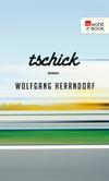 Vergrößerte Darstellung Cover: Tschick. Externe Website (neues Fenster)