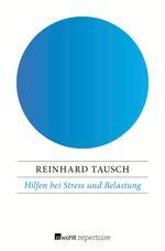 Hilfen bei Stress und Belastung