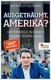 Vergrößerte Darstellung Cover: Ausgeträumt, Amerika?. Externe Website (neues Fenster)
