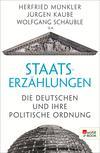 Vergrößerte Darstellung Cover: Staatserzählungen. Externe Website (neues Fenster)
