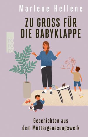 Zu groß für die Babyklappe