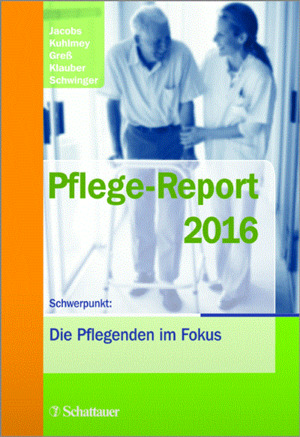 Pflege-Report 2016