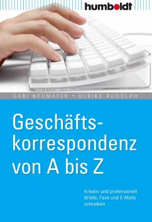 Geschäftskorrespondenz von A bis Z