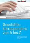 Geschäftskorrespondenz von A - Z