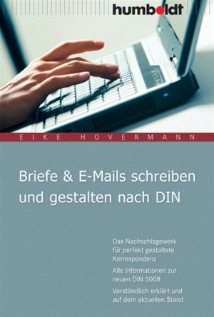 Briefe & E-Mails schreiben und gestalten nach DIN
