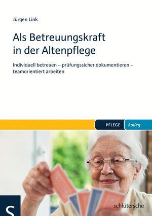 Als Betreuungskraft in der Altenpflege