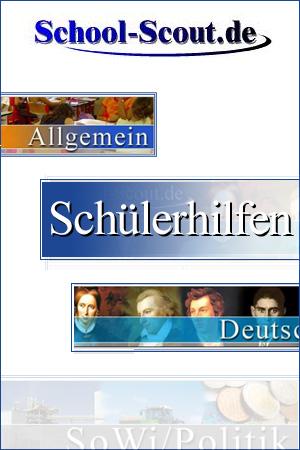 Das Quiz zum Portfolio Deutsch Klasse 9