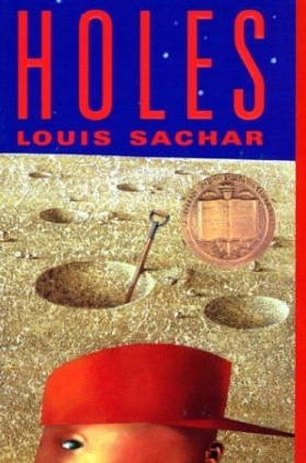 Sachar, Louis - Holes - Green Lake as the connection of the different stories